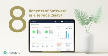 8 Benefits of Software as a service