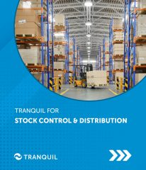 order and distribution erp