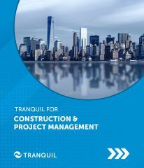 Construction ERP and project management erp