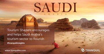 Tourism Shapers encourages and helps Saudi Arabia's tourism sector to flourish
