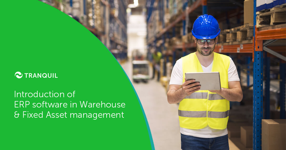 ERP For Inventory Management