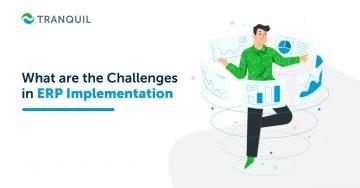 Challenges of ERP Implementation