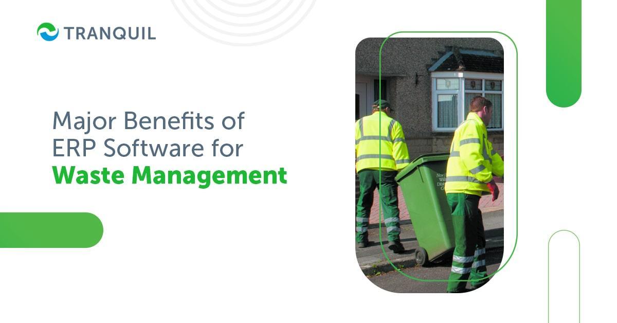 ERP Software for Waste Management