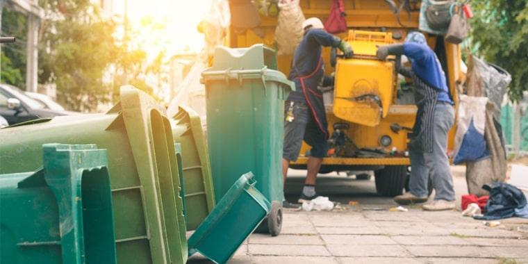 Safer Disposal of Waste
